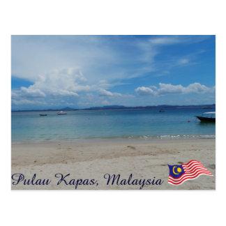 Carte Postale Pulau Kapas : Ensemble 1