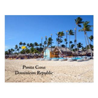 Carte Postale Punta Cana en République Dominicaine