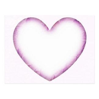Carte Postale Purple Heart