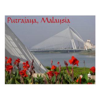 Carte Postale Putrajaya, Malaisie