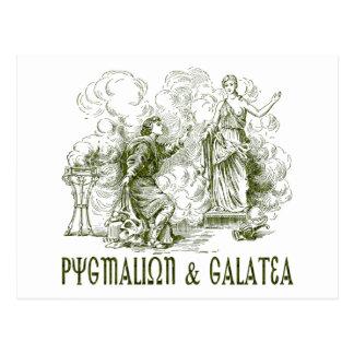 Carte Postale Pygmalion