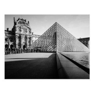Carte Postale Pyramide 2 de Louvre