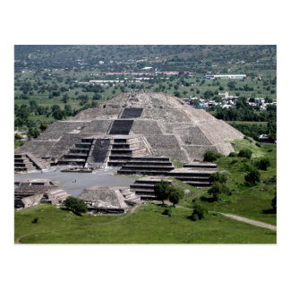 Carte Postale Pyramide de la lune, Teotihuacan, Mexique
