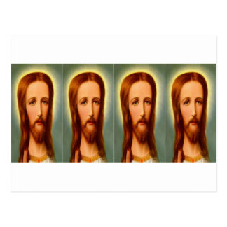 Carte Postale Quadruple le Christ