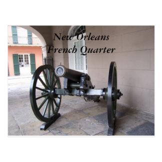 Carte Postale Quartier français de la Nouvelle-Orléans