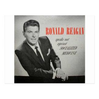 Carte Postale Que Reagan ferait-il ?