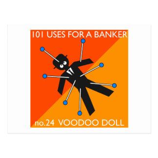 Carte Postale qui a su ce que vous faites avec le vaudou ? ?