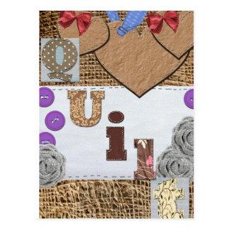 Carte Postale Quilt produits
