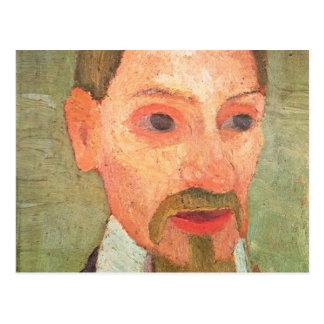 Carte Postale Rainer Maria Rilke
