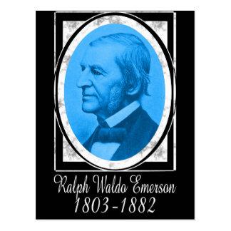 Carte Postale Ralph Waldo Emerson