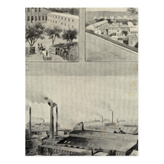 Carte Postale Randolph et Clowes, Waterbury