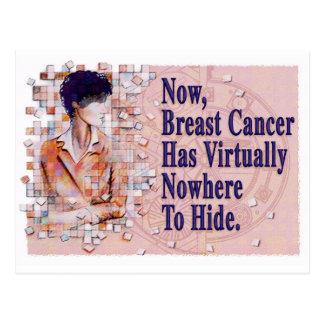Carte Postale Rappel de mammographie