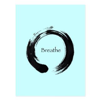 Carte Postale Rappelez-vous de respirer !