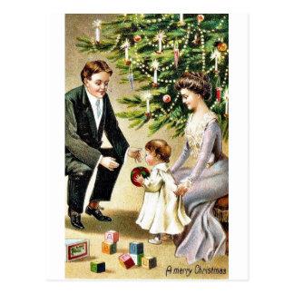 Carte Postale Rappelez-vous Noël