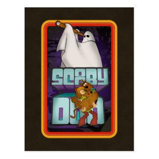 Carte Postale Recherche de fantôme de Scooby-Doo | hirsute et