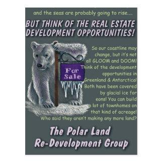 Carte Postale Reconstruction de Polarland
