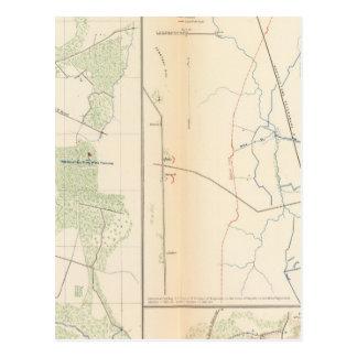Carte Postale Région de Pétersbourg