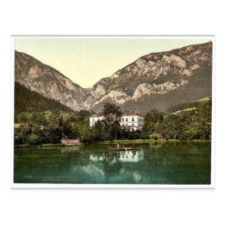 Carte Postale Reichenau, Chambre de ressort, Basse Autriche,