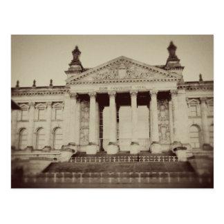 Carte Postale Reichstag