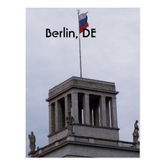 Carte Postale Reichstag à Berlin