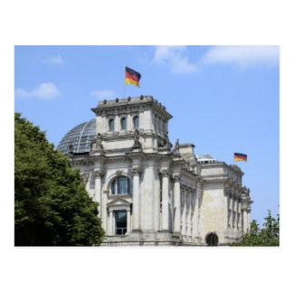 Carte Postale Reichstag, Berlin, Allemagne 2