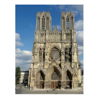 Carte Postale Reims -