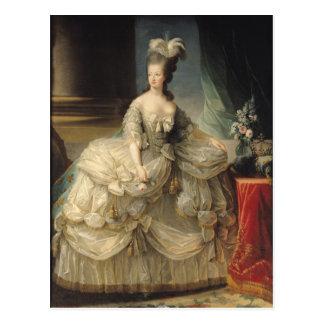Carte Postale Reine de Marie Antoinette de la France, 1779