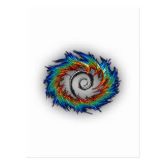 Carte Postale Remous de Debian