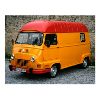 Carte Postale Renault Estafette 1000
