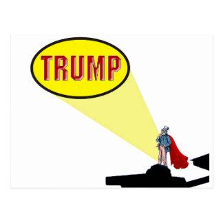Carte Postale Rendez l'Amérique grande encore, l'élection 2016