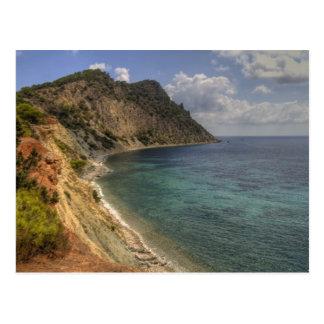 Carte Postale Repaire Serra, Ibiza de solénoïde