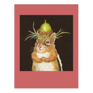 carte postale repentante de tamia