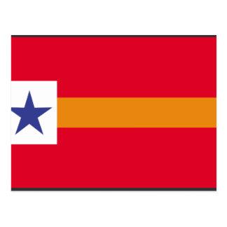 Carte Postale République la Californie inférieure, Mexique