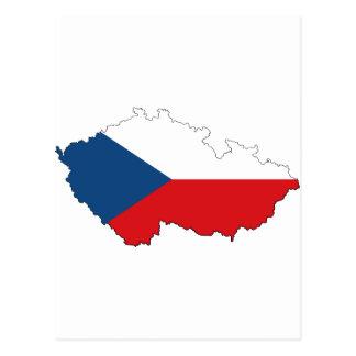 Carte Postale République Tchèque CZ