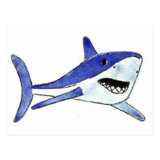 Carte Postale Requin de Mako