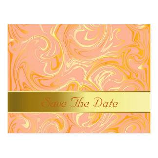 Carte postale--Réservez la date Cartes Postales