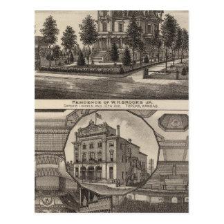 Carte Postale Résidence de ruisseaux et Chambre de grand opéra,