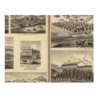 Carte Postale Résidences de Frank McElarney, à haute fréquence