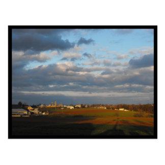 Carte Postale Ressort de ~ dans le ~ 111 du comté de Lancaster