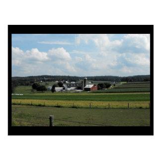 Carte Postale Ressort de ~ dans le ~ 19 du comté de Lancaster