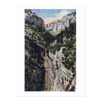Carte Postale Ressorts de Manitou, le Colorado