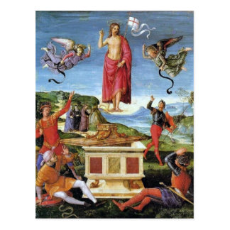 Carte postale : Résurrection de Kinnaird