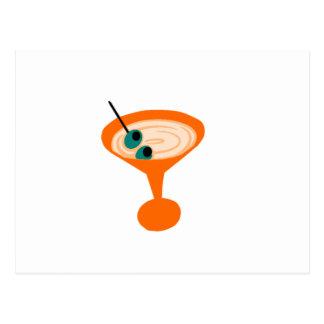 Carte Postale Rétro temps de Martini