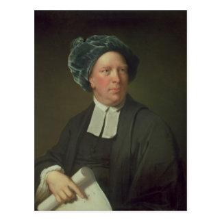 Carte Postale Rev. John Pickering, c.1777-80