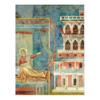 Carte Postale Rêves de St Francis d'un palais complètement des