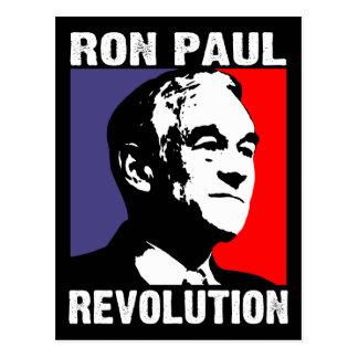 Carte Postale Révolution de Ron Paul