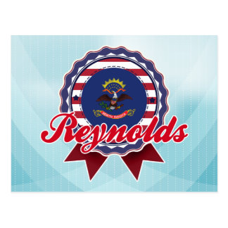 Carte Postale Reynolds, ND
