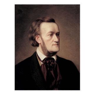 Carte Postale Richard Wagner