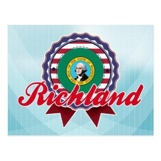 Carte Postale Richland, WA
