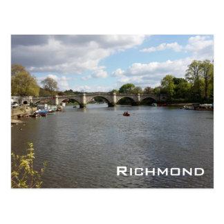 Carte Postale Richmond